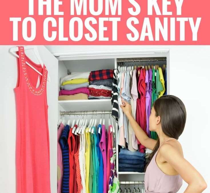 The Elastic Wardrobe (Part 1): The Mom's Key to Closet Sanity