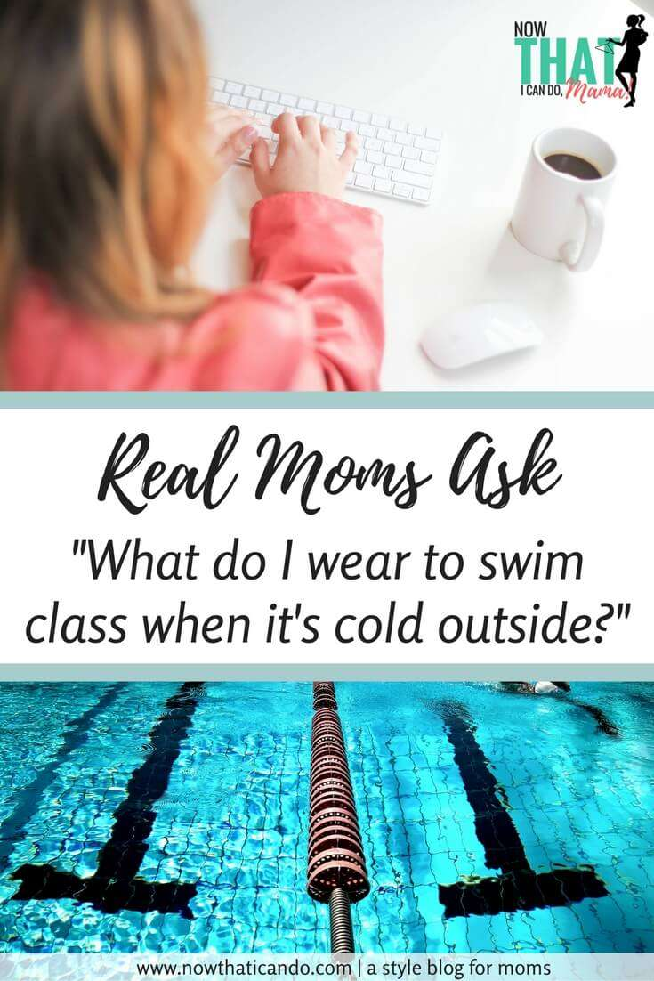 Real Moms Ask: Toddler Swim Class When It's Cold Outside