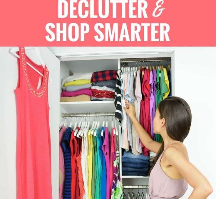 The Elastic Wardrobe (Part 3): Decluttering Your Closet & Shopping Smarter