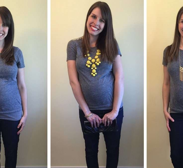Look Trendy for Cheap: Necklaces & Scarves