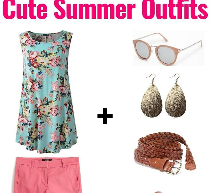 How to Dress for Hot Weather (Summer Fashion Tips & Outfit Ideas)