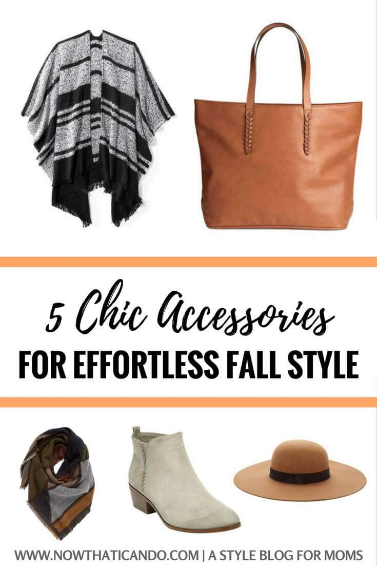 5 Chic Accessories for Effortless Fall Style