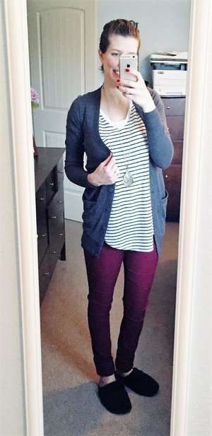 Maroon with what wear pants to What To