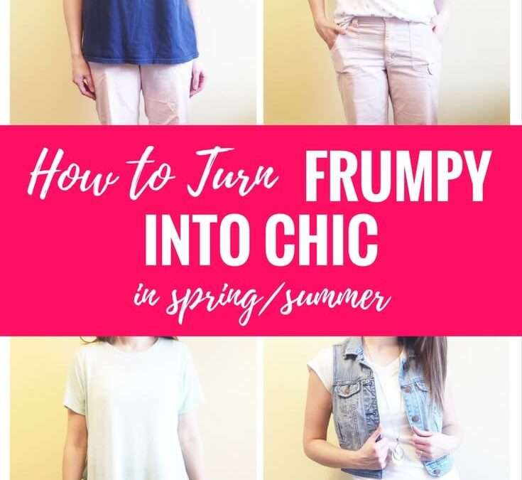 How to Not Look Like a Frumpy Mom (spring/summer edition)