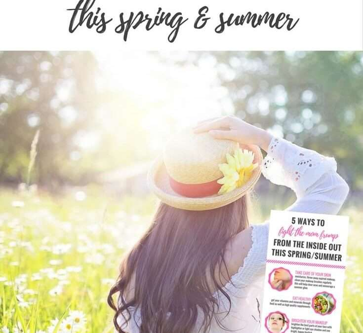 5 Essentials to Look and Feel Beautiful this Spring/Summer