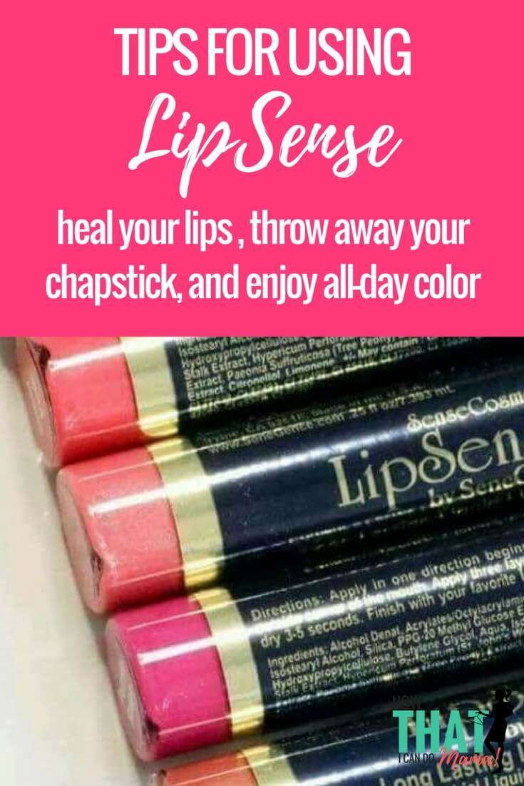 (Part 2) Lipstick for Moms: How To Use LipSense For Those  Rave-Worthy Results (+ Free Shipping!)