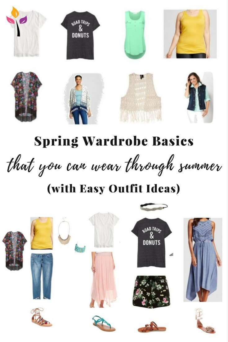 7 Spring Wardrobe Essentials That Transition To Summer