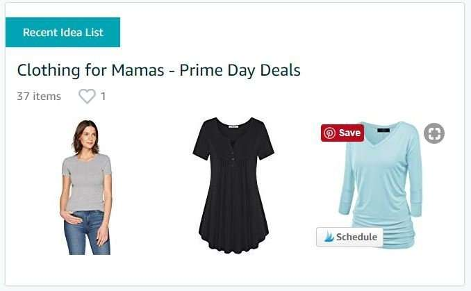 Amazon Prime Day: How To Benefit from Savings on Women's Fashion