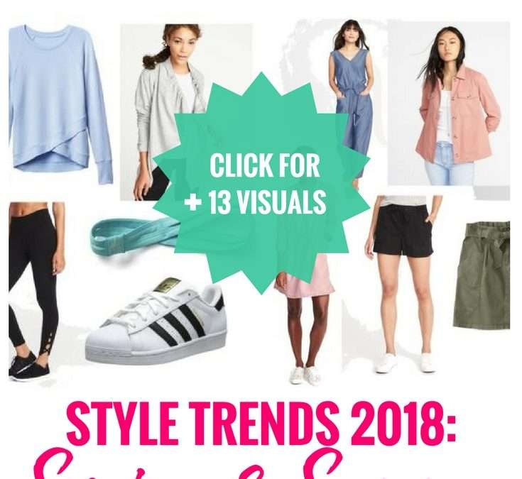 Style Trends for Spring/Summer 2019 That Moms Can Actually Wear