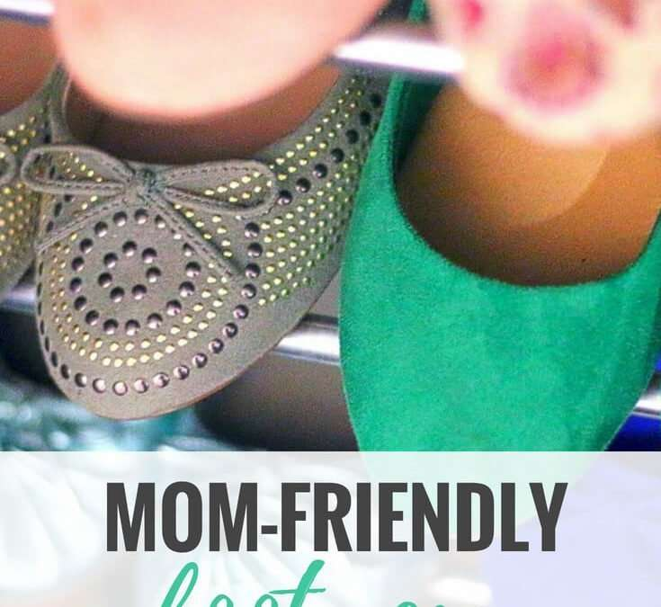 Comfy Spring and Summer Shoes for Moms