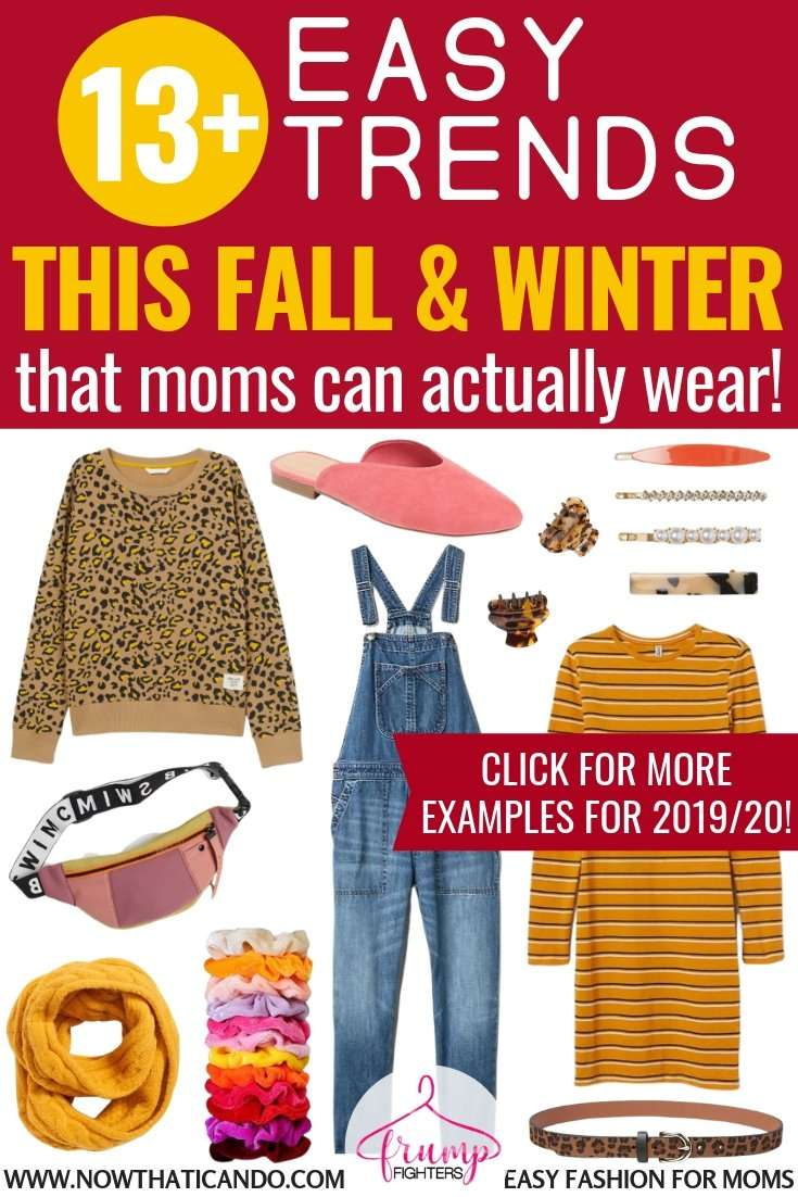Fall & Winter 2019/2020 Fashion Trends That Anyone Can Wear