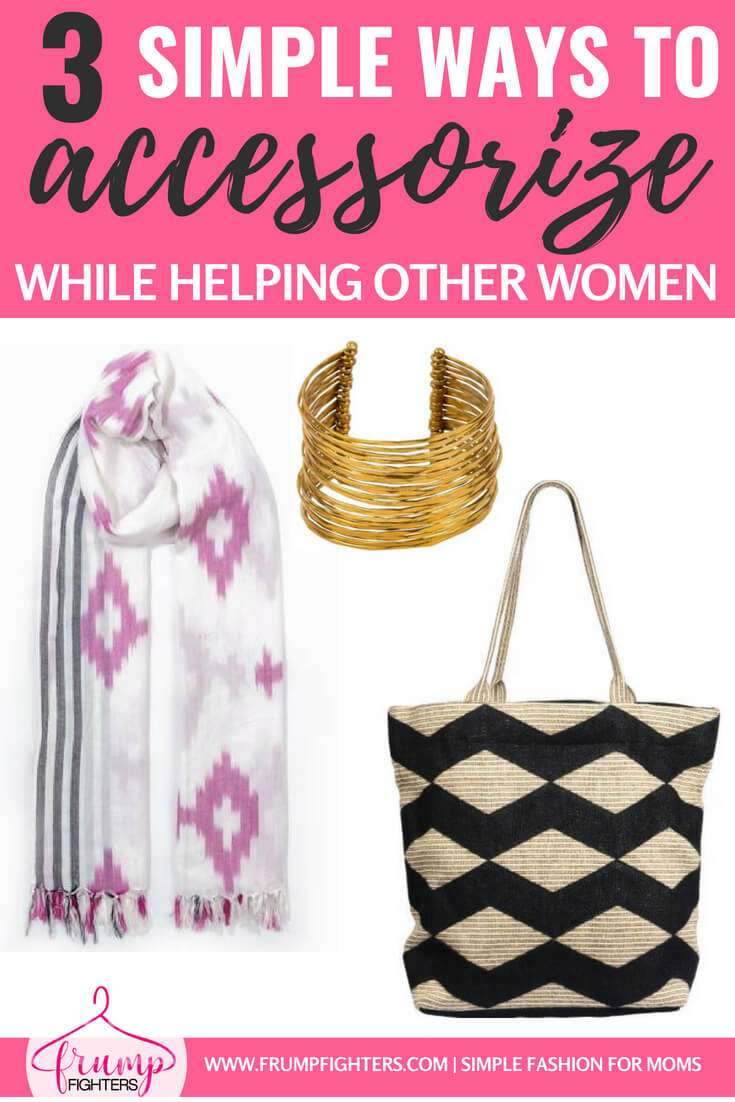 3 Simple Ways to Accessorize Any Mom Outfit