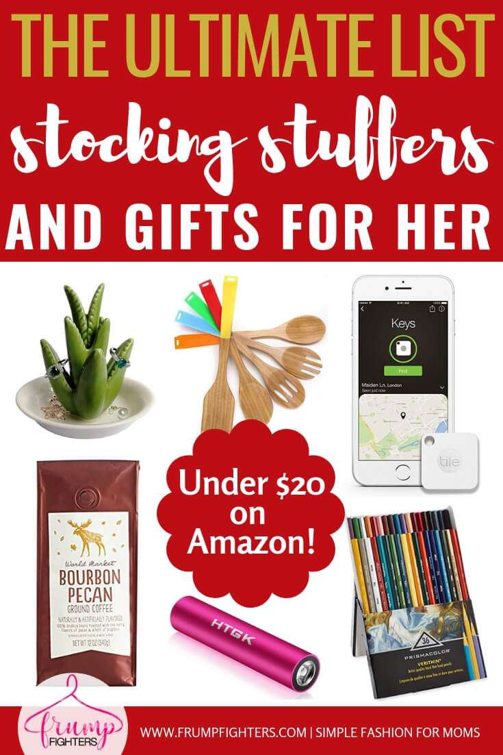 The Ultimate List of Stocking Stuffer Ideas for Stylish Moms