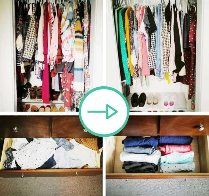 How to Declutter Your Closet (3)