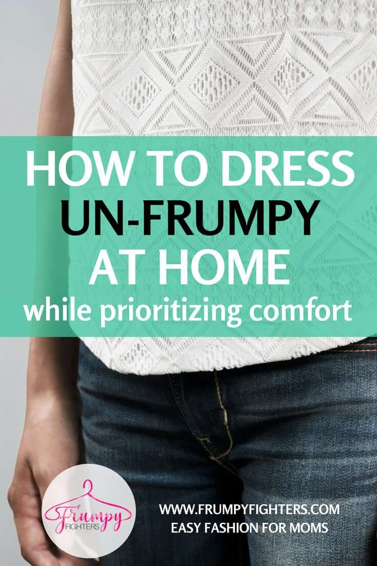 How to be a Stylish Stay at Home Mom Without Compromising Comfort
