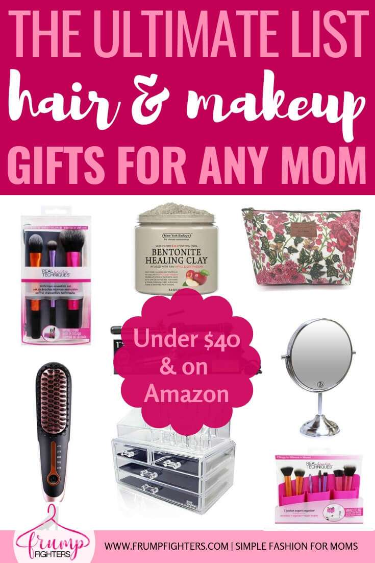 The Ultimate Gift Ideas List for Moms Who Love Beauty, Hair & Makeup