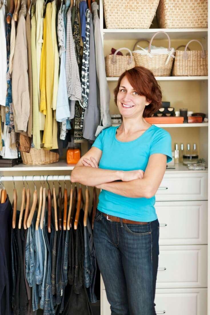 closet confidence