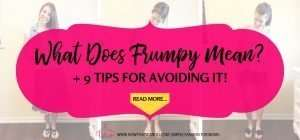 How do you know if the outfit you are wearing is chic or frumpy? What if you have trendy pieces but they don't seem to work together? Are they actually frumpy? I love this blogging mama and her explanation for the word frumpy and how to avoid it! It'll be easy to dress stylish and trendy after you read her tips! #momlife #outfits #clothes #style #fashion #capsule #wardrobe