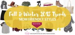 Fashion trends for fall and winter that anyone can wear easily