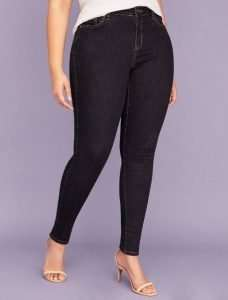 Best quality and affordable women's plus size jeans from Lane Bryant