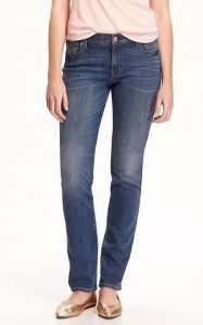 Best quality and affordable women's jeans from Old Navy