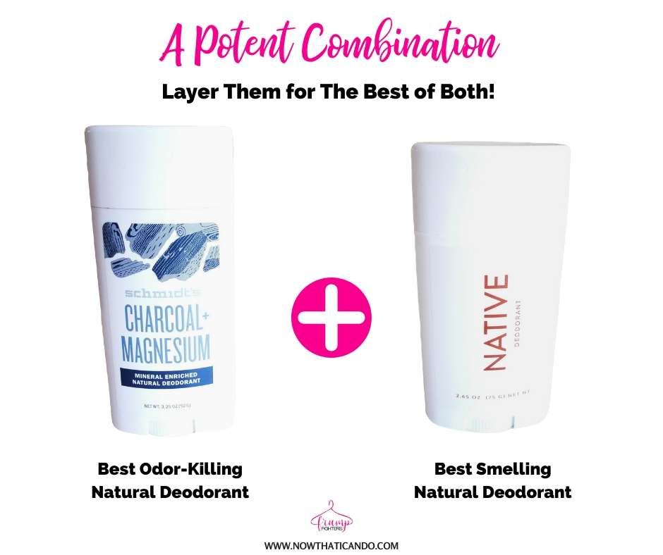 Best Womens Natural Deodorants - Best odor killing and best smelling