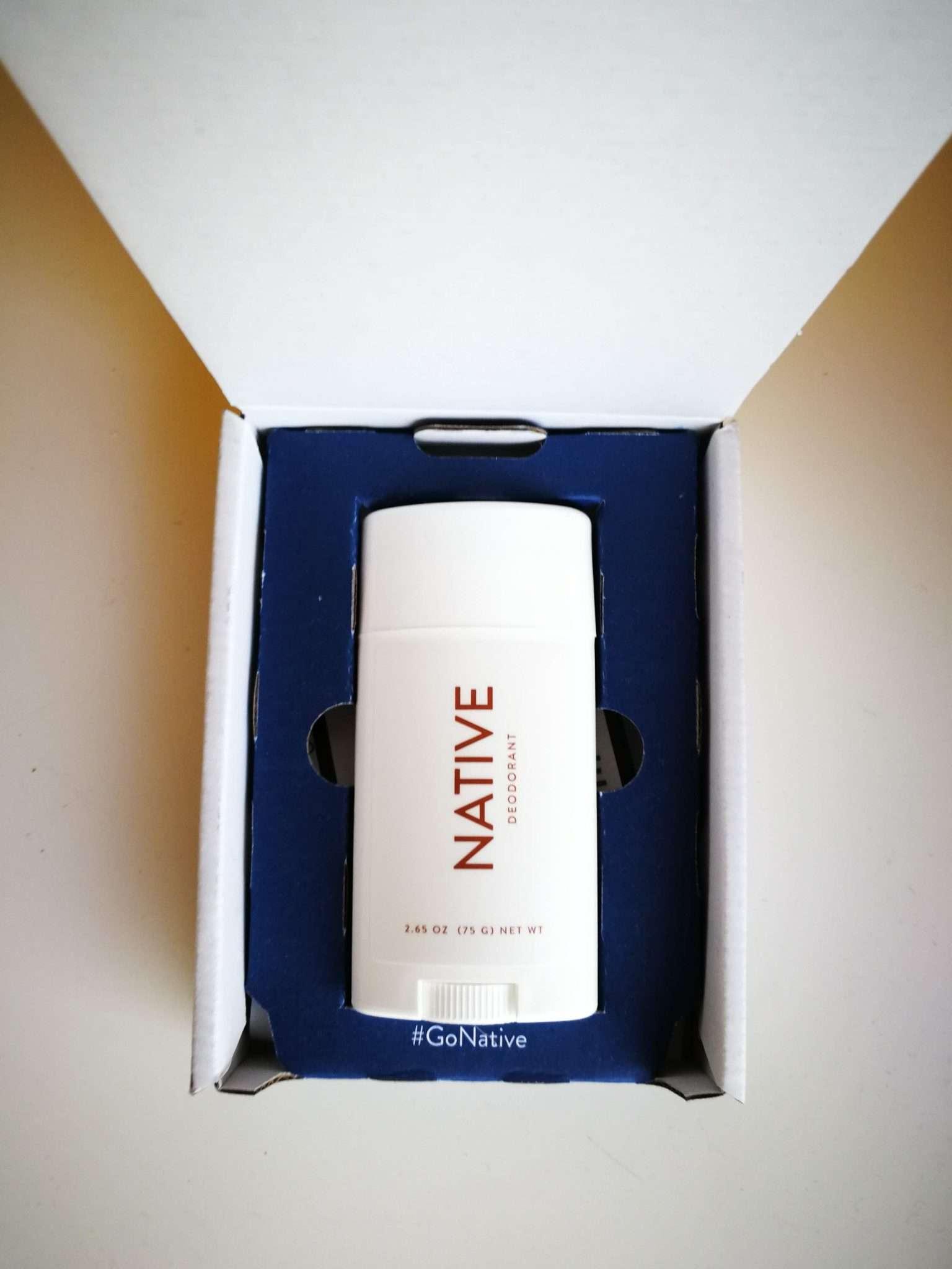 Native Deodorant Review - Best Womens Natural Deodorant, for Sensitive Skin