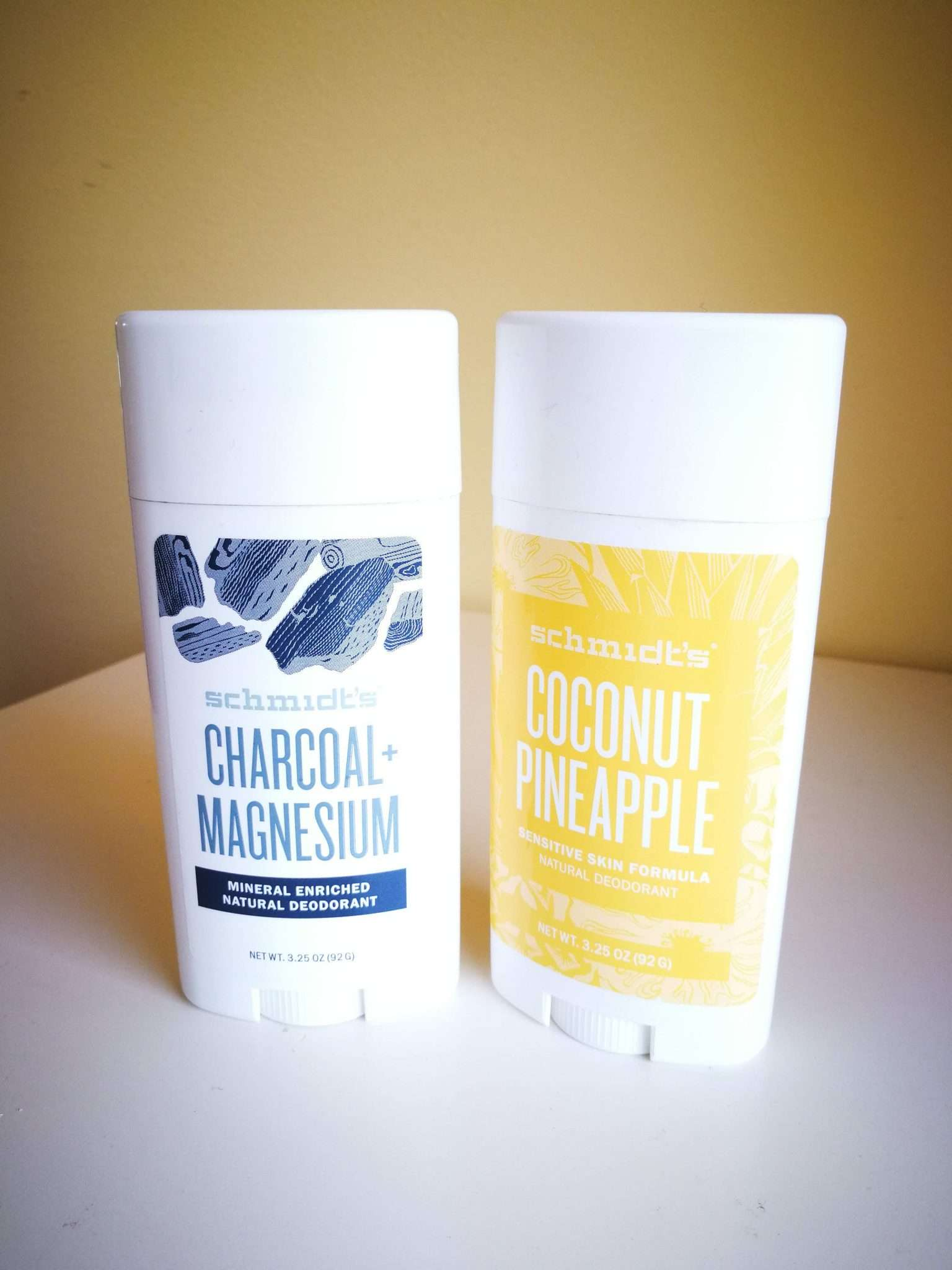 Schmidt's is the Best Natural Deodorant - Actually works to kill body odor