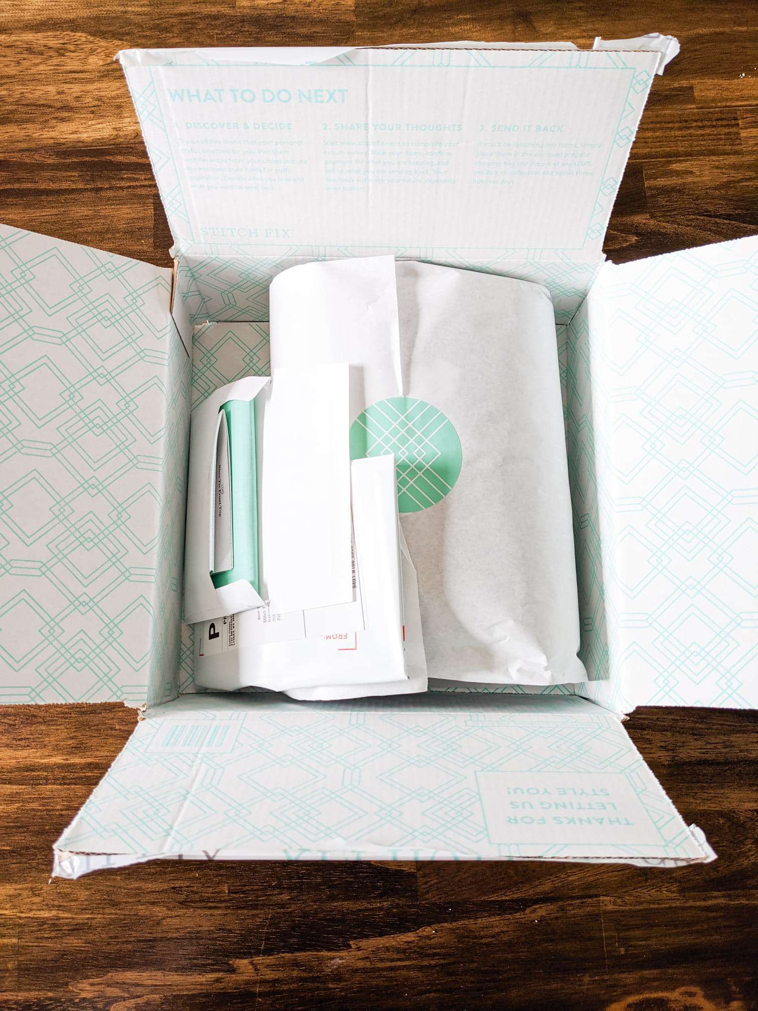 Honest Review of Stitch Fix -What was in my second box (3)
