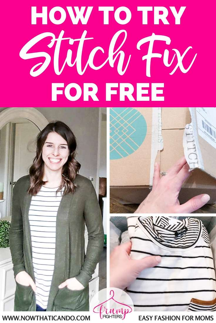 How to try Stitch Fix for free. My honest Stitch Fix Review with video and pictures. How to use this styling service on a budget, all common questions answered!