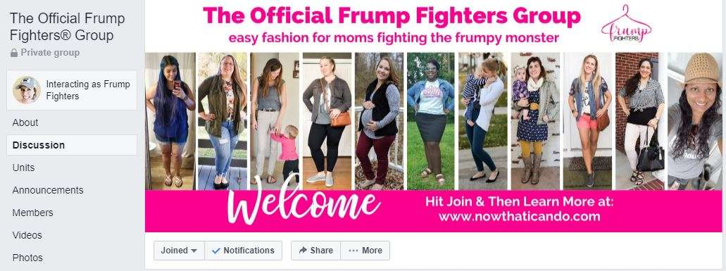 Preview of Frump Fighters Facebook Group