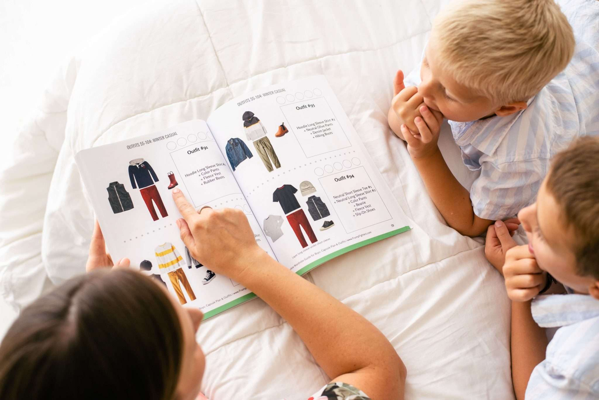 Style guide for boys families, back to school style outfits